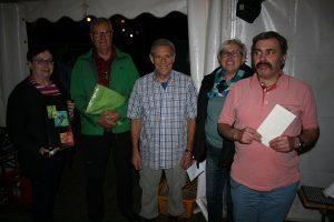 Siegerehrung Sommerfest 2017
